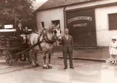Cuthbertson's Dairies, Vicarfield Street